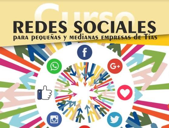 Curso de redes sociales para pequeñas y medianas empresas de Tías