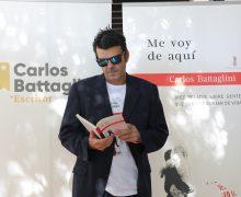 """Carlos Battaglini presentará su libro """"Me voy de Aquí"""" este Jueves en Tías"""