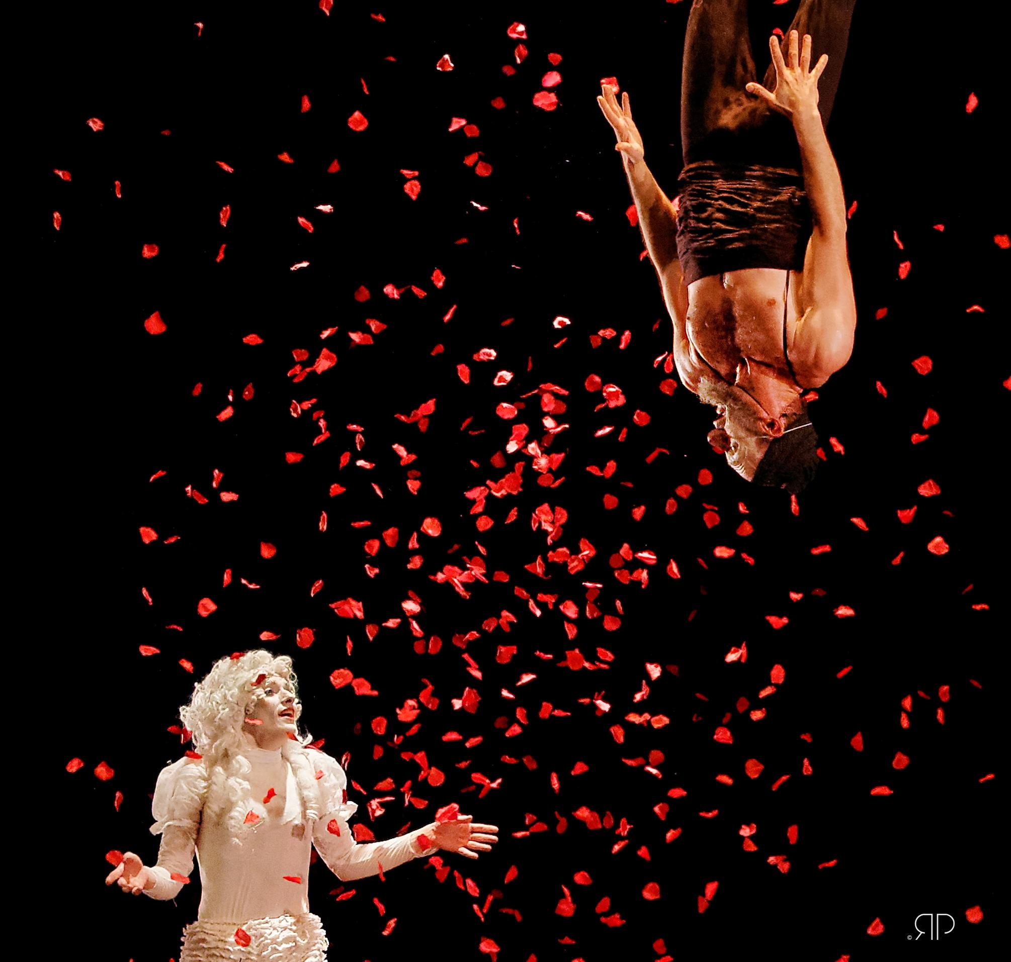 El Teatro Pérez Galdós atrae al público familiar el 5 y 6 de junio con 'Concerto pour deux clowns'