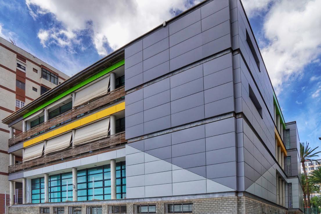 Gran Canaria Espacio Digital cierra sus puertas hasta finales de septiembre para abrirlas reformado y con nueva denominación: Gran Canaria, Centro de Cultura Audiovisual