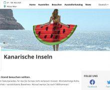 Turismo de Canarias refuerza su imagen de destino abierto y seguro en las ferias de Viena y la BIT de Milán