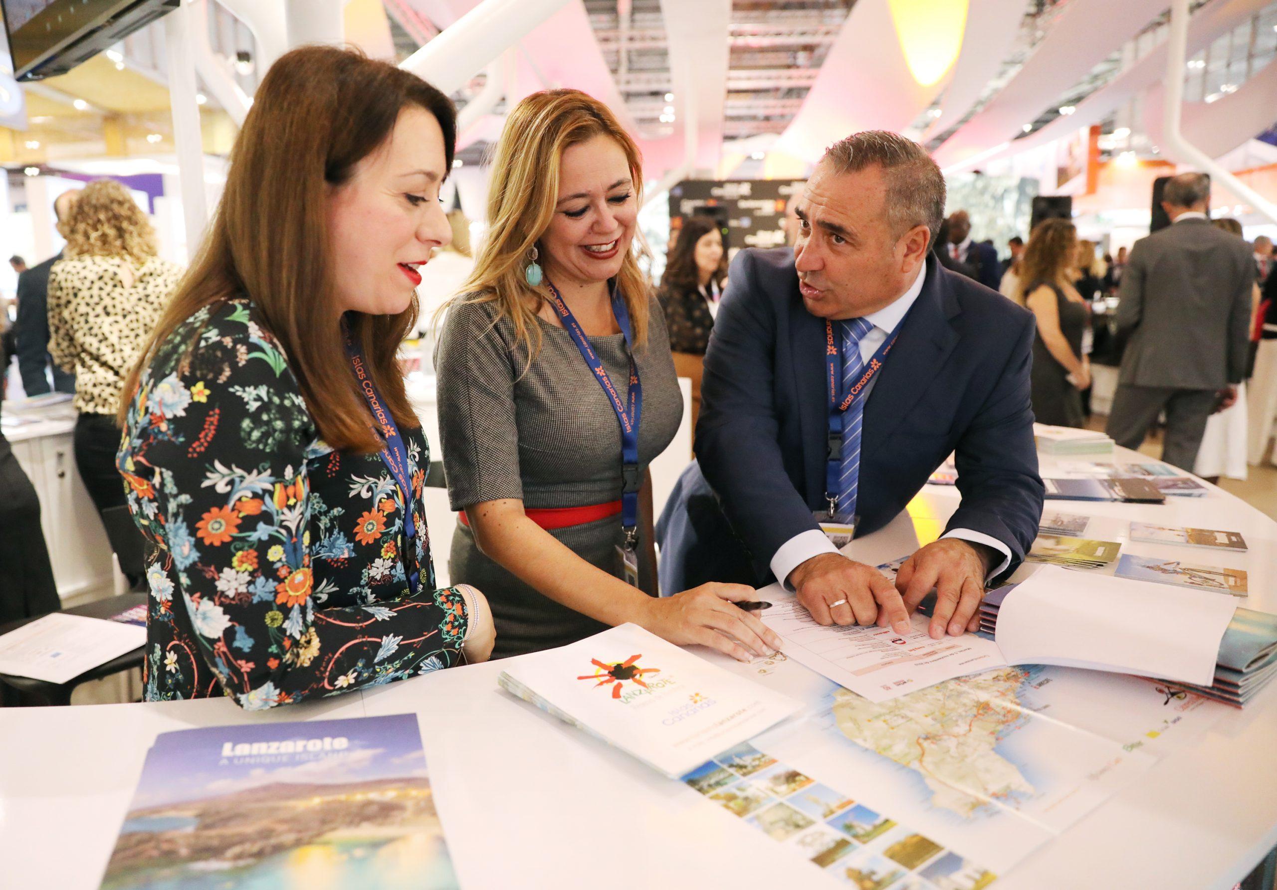 Lanzarote acude a Fitur 2021 de cara a la reactivación del turismo nacional en verano