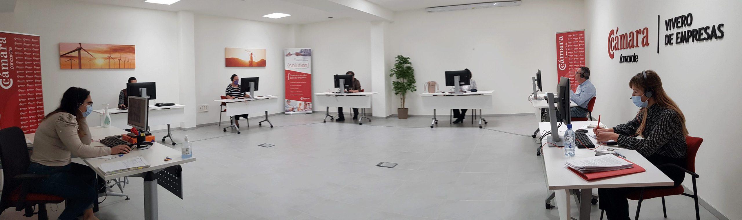 Comienzan los requerimientos para subsanar las solicitudes de ayuda a las empresas del Gobierno de Canarias
