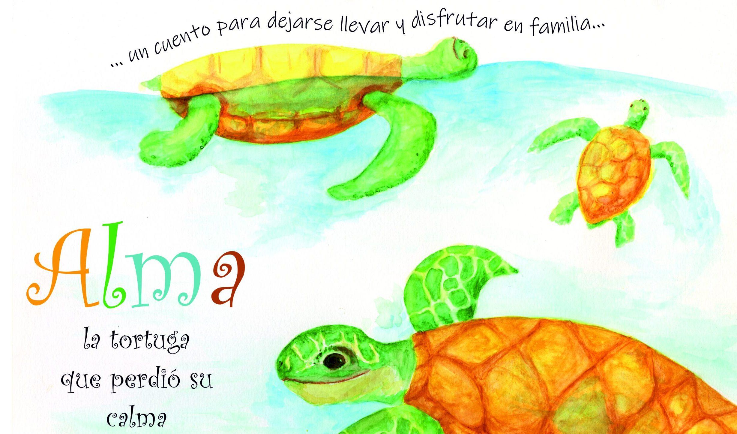 "Taller familiar: ""Alma la Tortuga que perdió su Alma"""