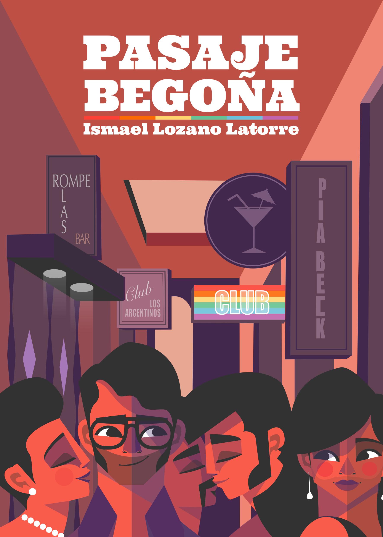 """Editorial siete islas estrena """"Pasaje Begoña"""", el esperado regreso de Ismael Lozano Latorre"""