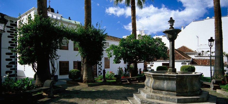 Patrimonio Cultural estudia los valores del centro histórico de Los Llanos de Aridane