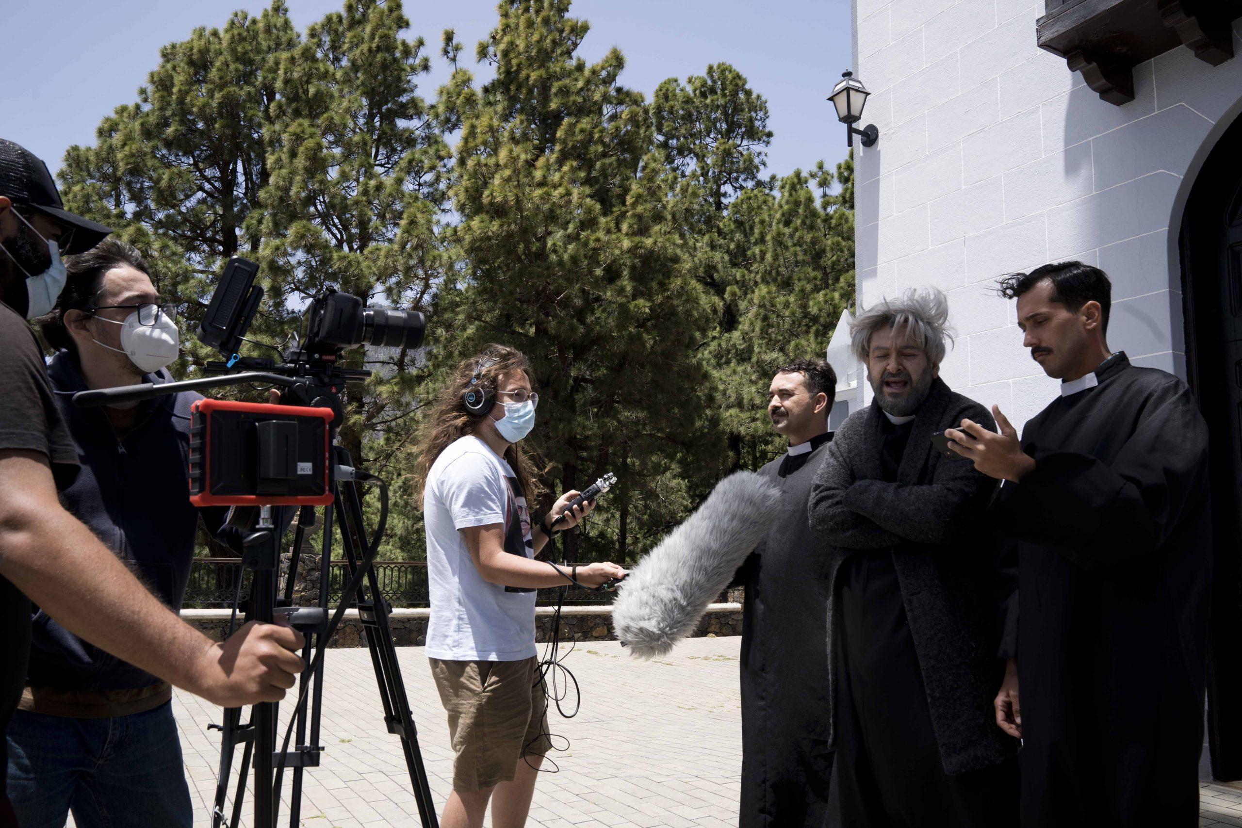 'Algoritmo' se alza con el premio Estrella del público al cortometraje más destacado del XVI Festivalito La Palma