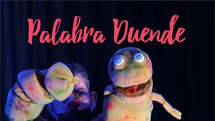 Teatro familiar: 'Palabra de Duende', con SomoS Teatro