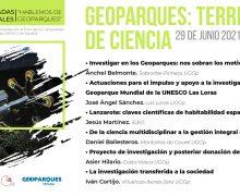 El Cabildo de Lanzarote organiza la segunda sesión de las Jornadas Virtuales 'Hablemos de Geoparques'