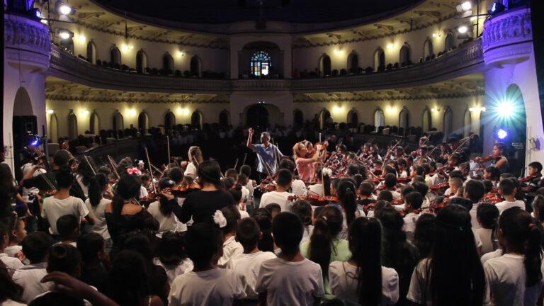Hablo de Esperanza: Barrios Orquestados en Honduras