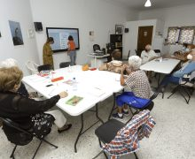 Los mayores de Teguise terminarán el curso con las I Olimpiadas Cognitivas