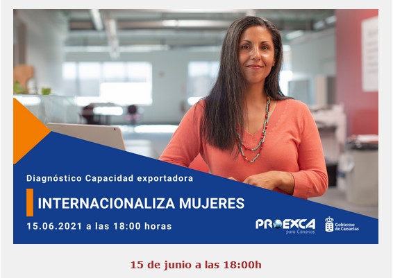 Programa Internacionaliza Mujeres