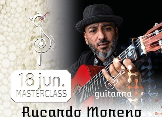 Masterclass de guitarra flamenca con Rycardo Moreno, Fuerteventura