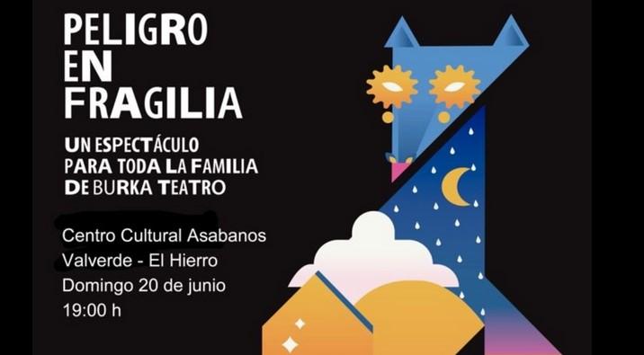 Teatro 'Peligro en Fragilia', de Burka Teatro