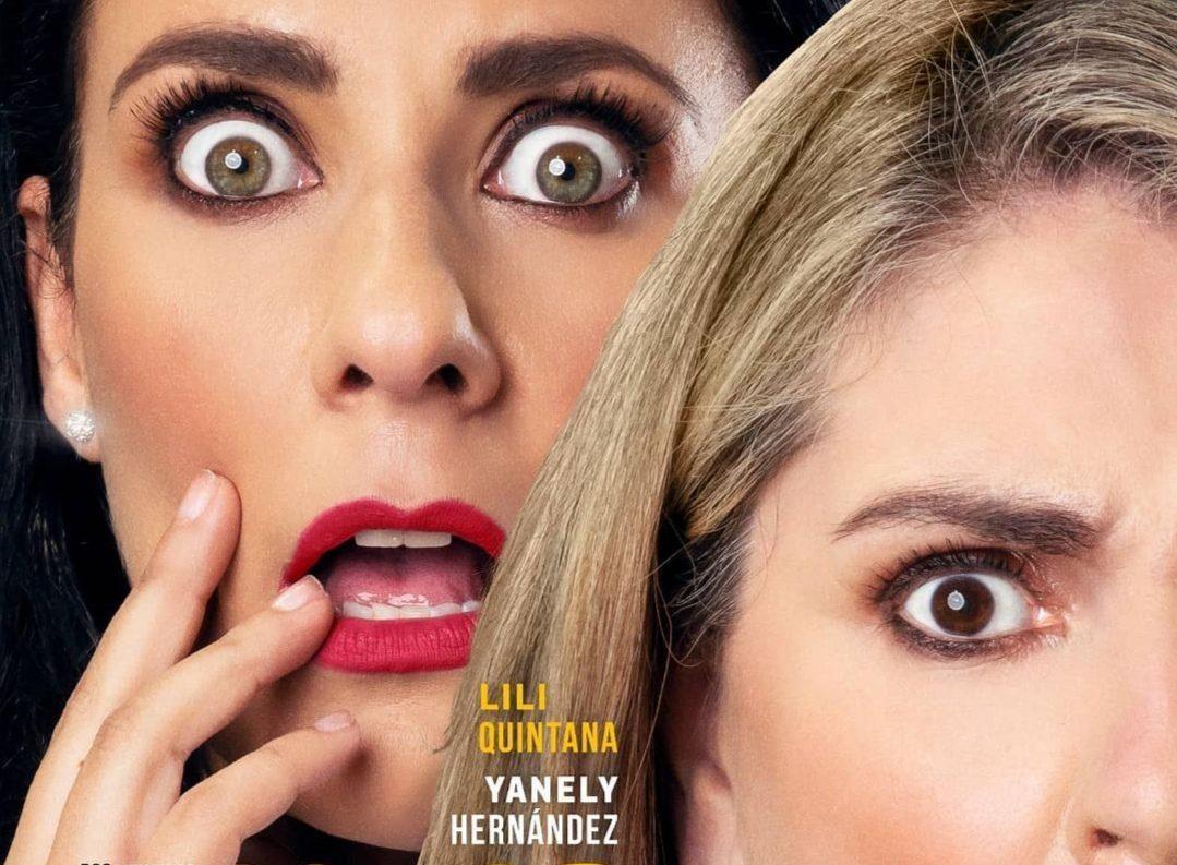Se presenta la comedia 'Mitad y mitad', que protagonizan Lili Quintana y Yanely Hernández