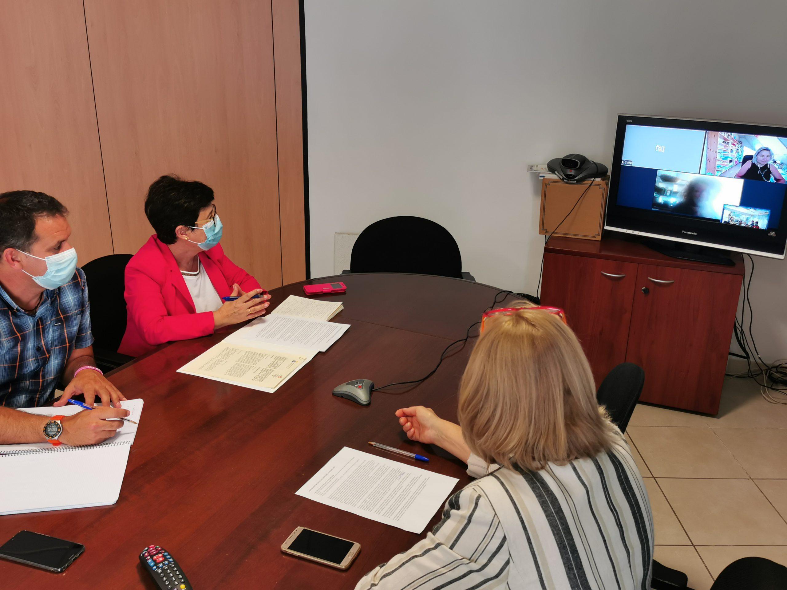Educación firma un convenio con la región de Estrasburgo en el marco de su estrategia de internacionalización
