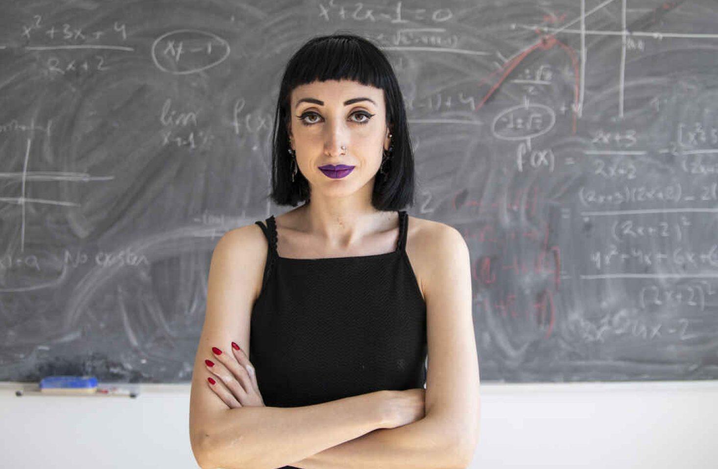 Cristina Sardón desvelará mañana en una charla gratuita online qué tienen en común la moda y las matemáticas