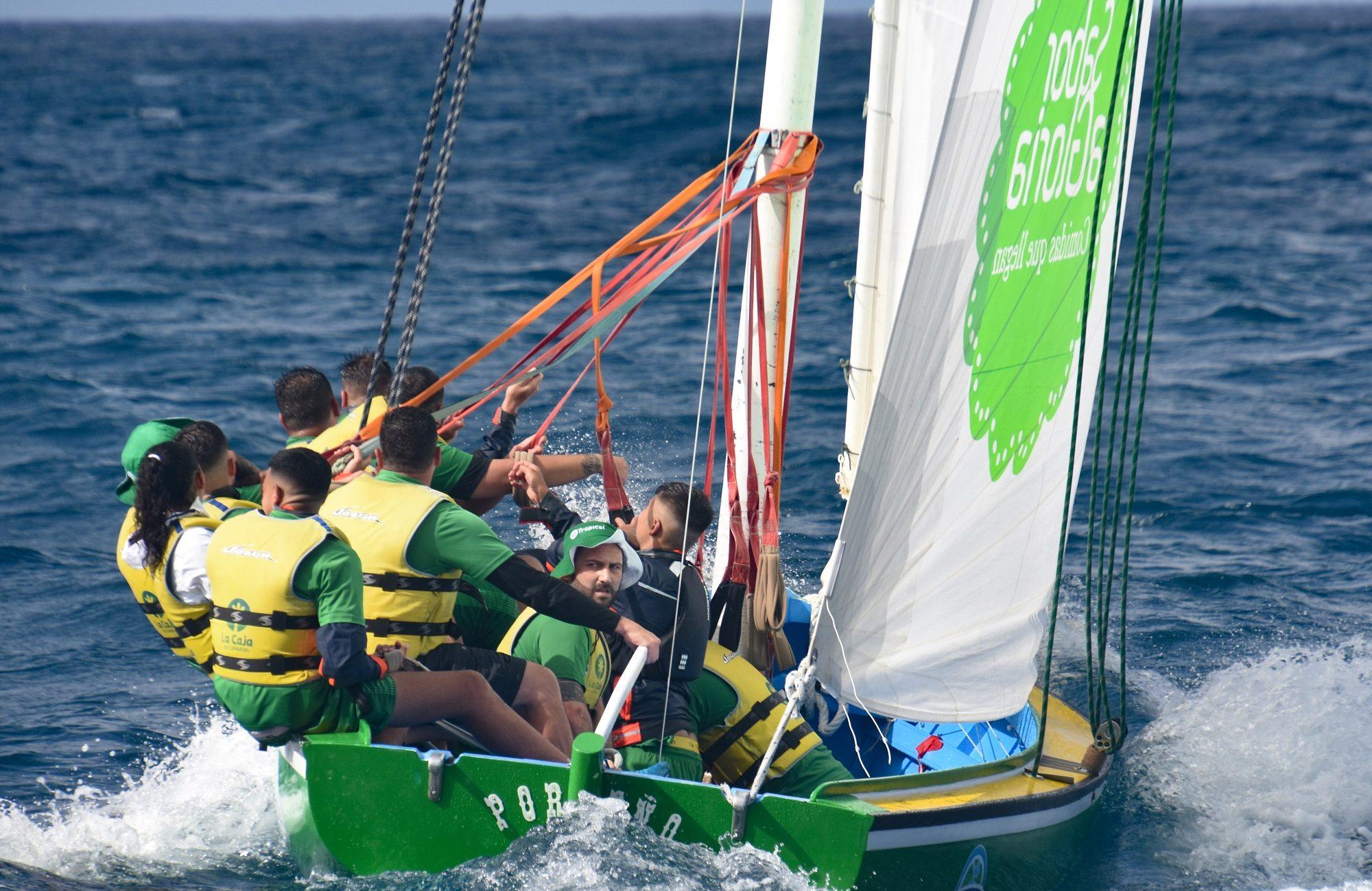 El Torneo Eliminatorio Fundación La Caja de Canarias vive este sábado su segunda jornada