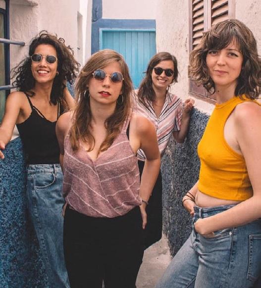 El grupo Flor de Canela ofrece en Telde un concierto acústico en el marco del ciclo 'Patios encantados solidarios'