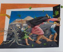 Patrimonio Cultural restaura los dos murales de César Manrique en Lanzarote