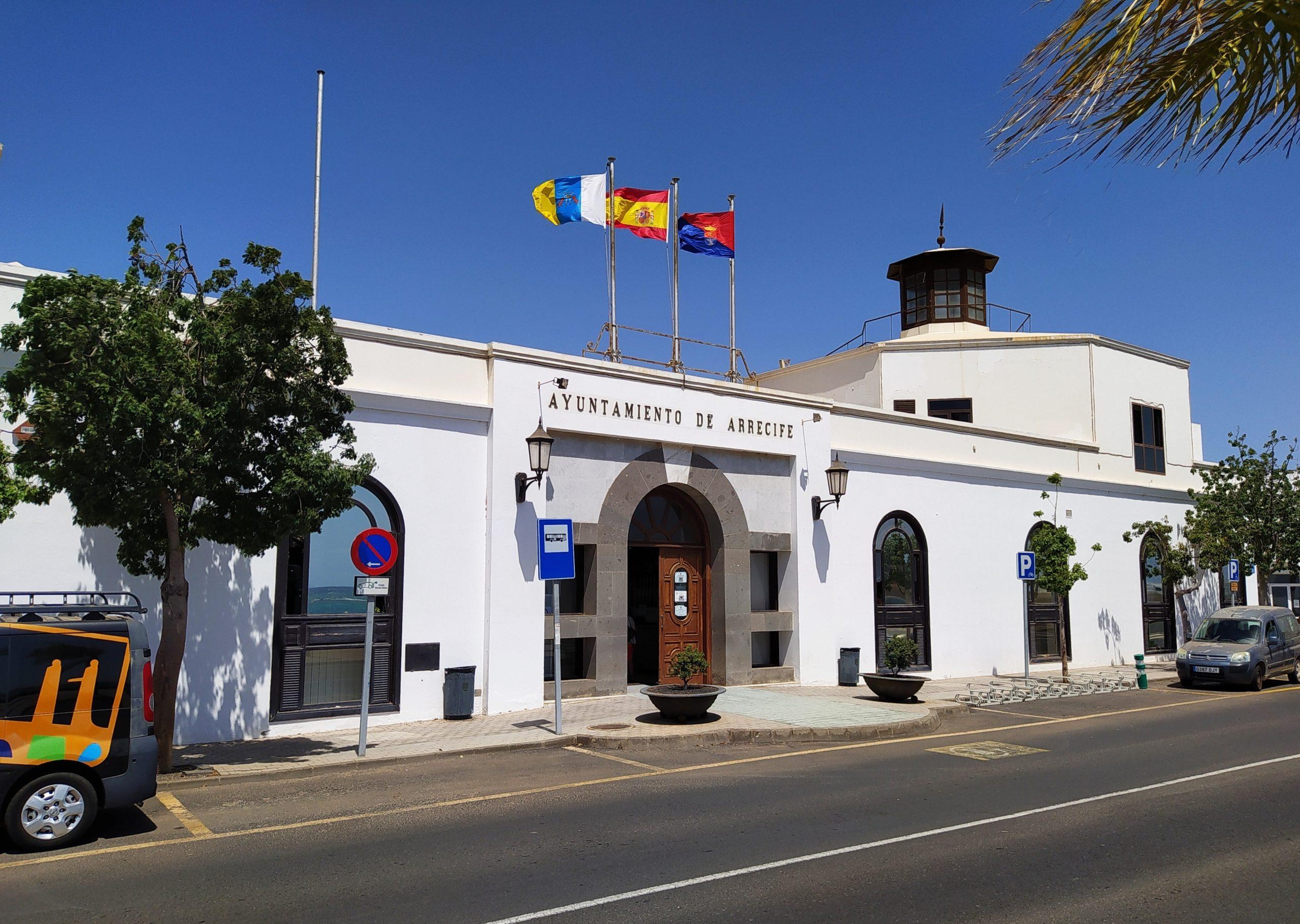 Arrecife publica el listado de los aprobados en el primer examen para la Bolsa de Empleo Técnicos A2