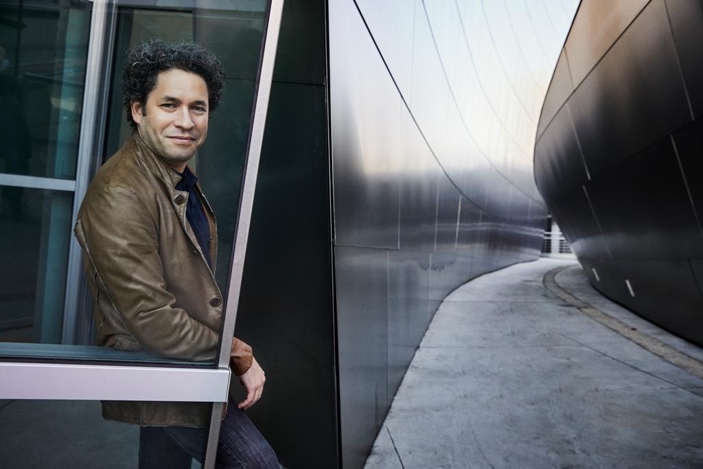 Agotadas las entradas para el primer concierto de Gustavo Dudamel en Tenerife