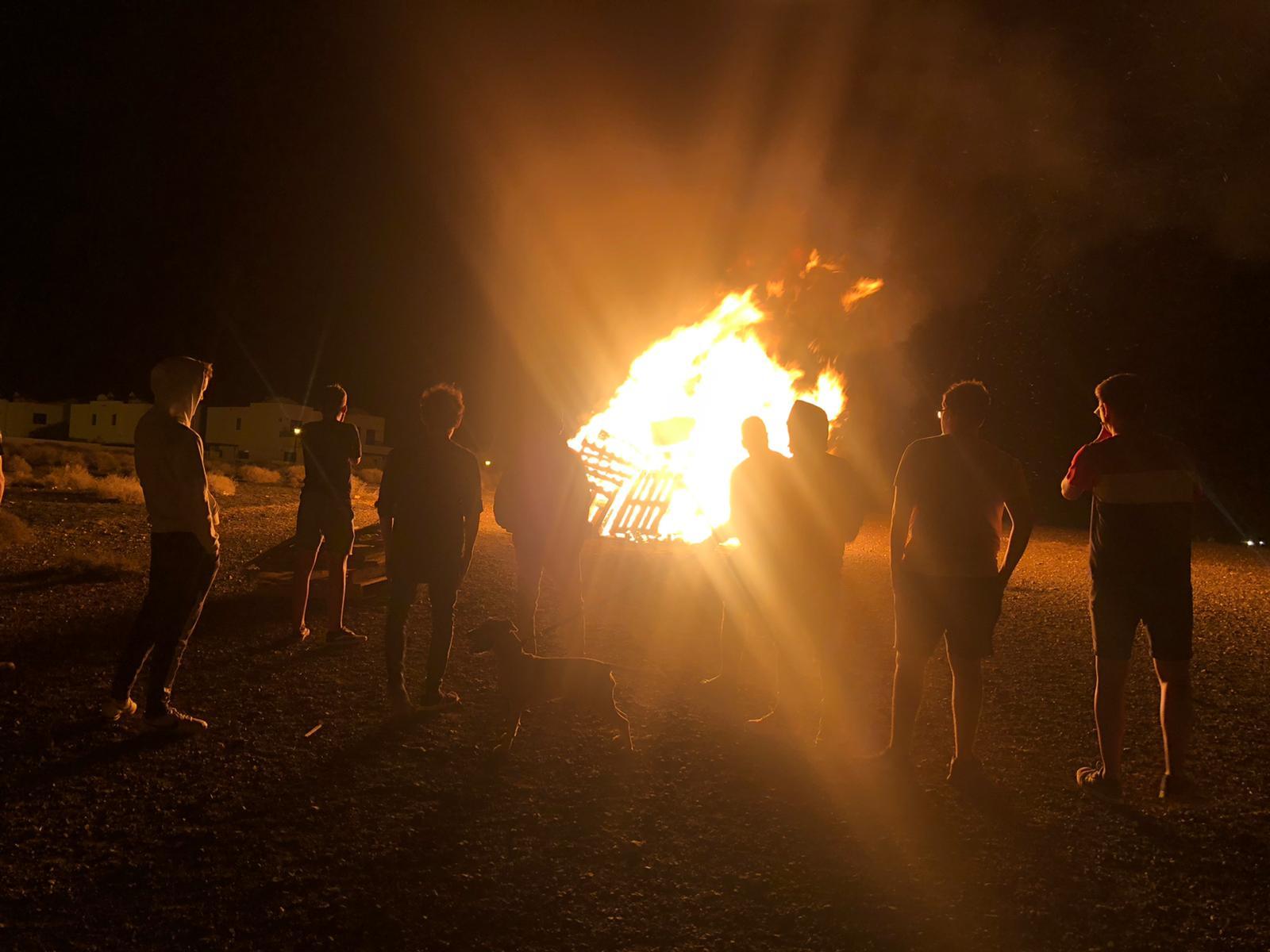 Yaiza recomienda máxima precaución la Noche de San Juan