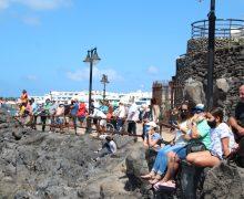 La vela latina reafirma su arraigo en Playa Blanca