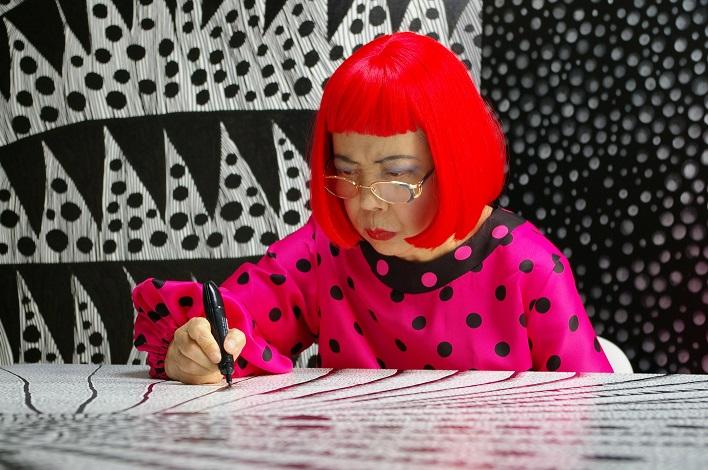 Ciclo Festival RIZOMA: 'Kusama: Infinity' de Heather Lenz