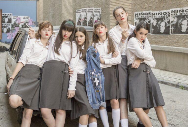 """Cine """"Las niñas"""""""
