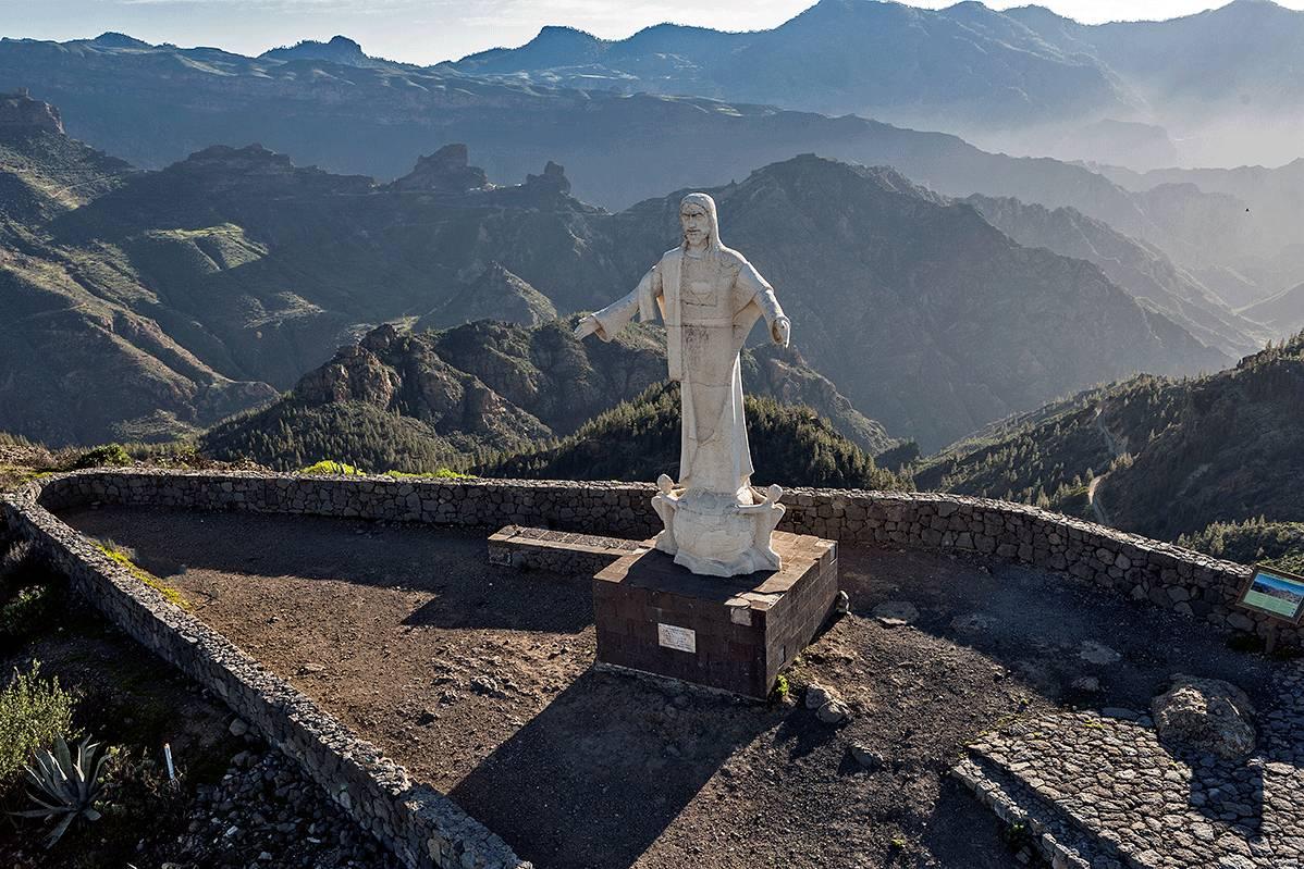 Turismo de Canarias adecuará los miradores Los Poetas y Sagrado Corazón para su uso en la contemplación astronómica