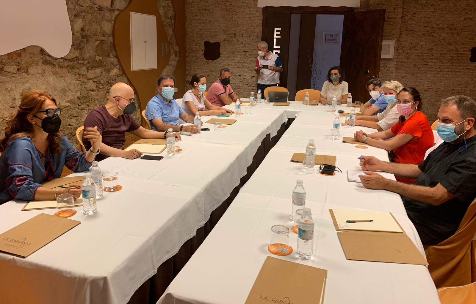 La AMTC da a conocer su proyecto SIT en el primer Encuentro de Oficinas de Inteligencia Turística de los Destinos Españoles celebrado en Málaga