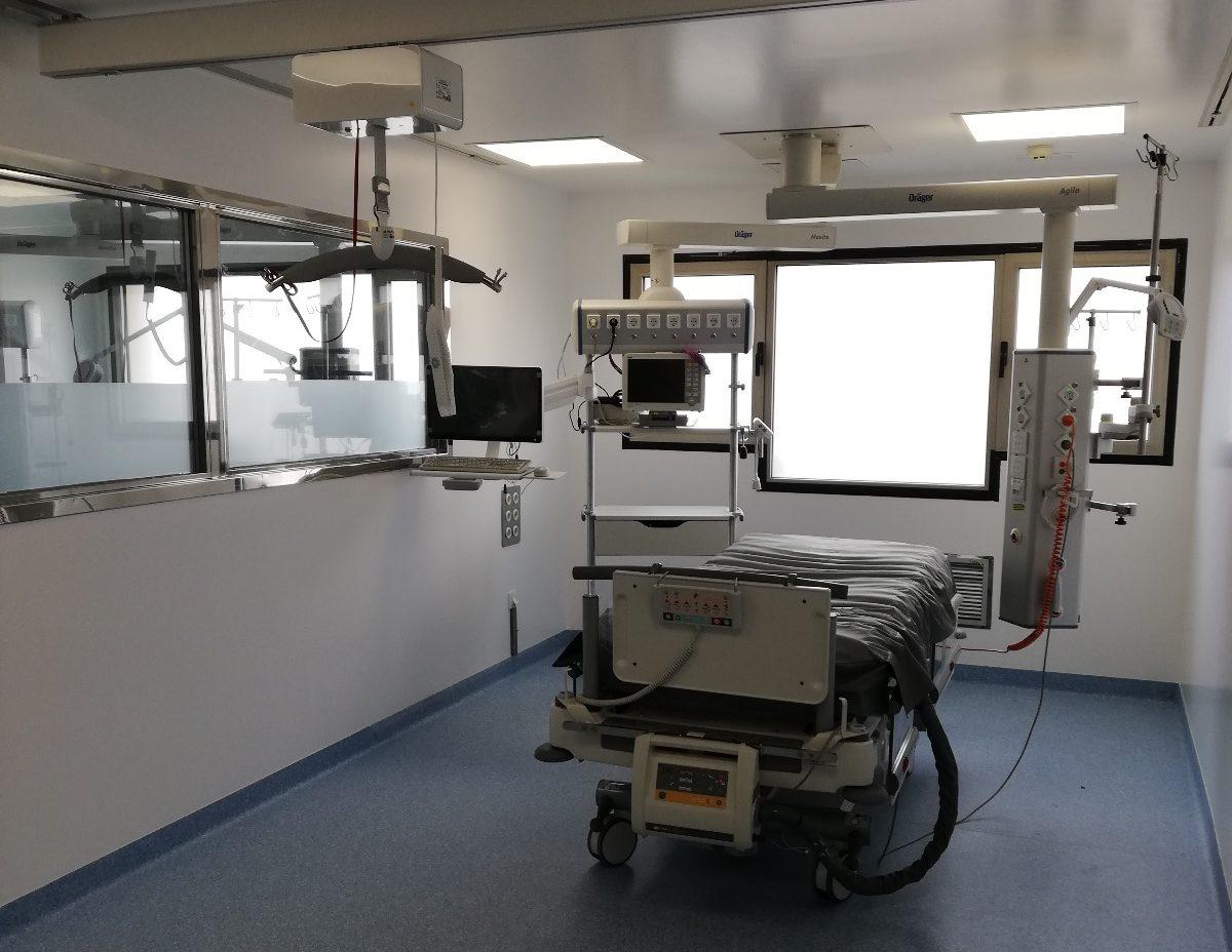 Sanidad aumenta la dotación de camas UCI en el Hospital General de Fuerteventura