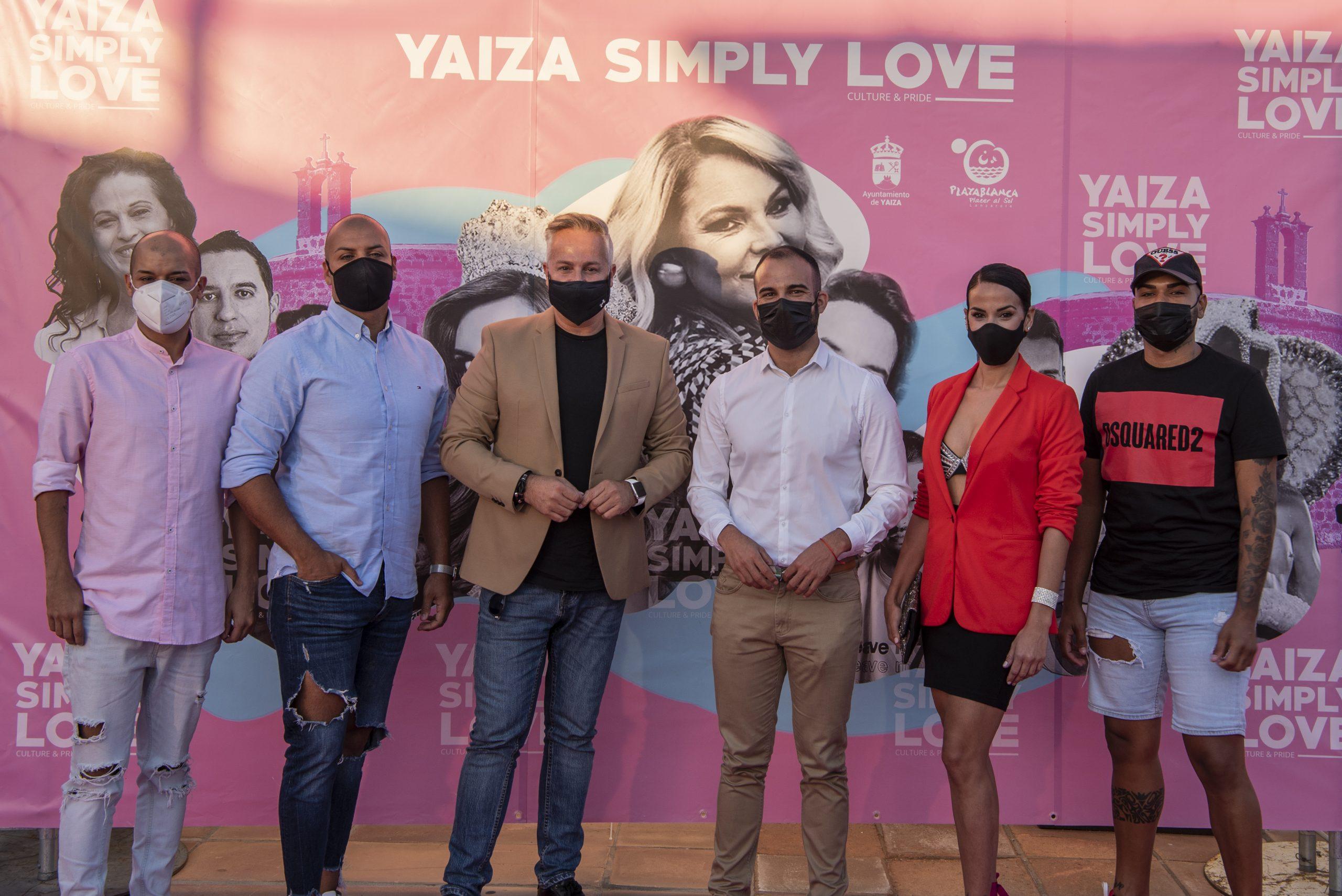 """Drags invitados a Yaiza abanderan que """"hemos ayudado a abrir mentes"""""""