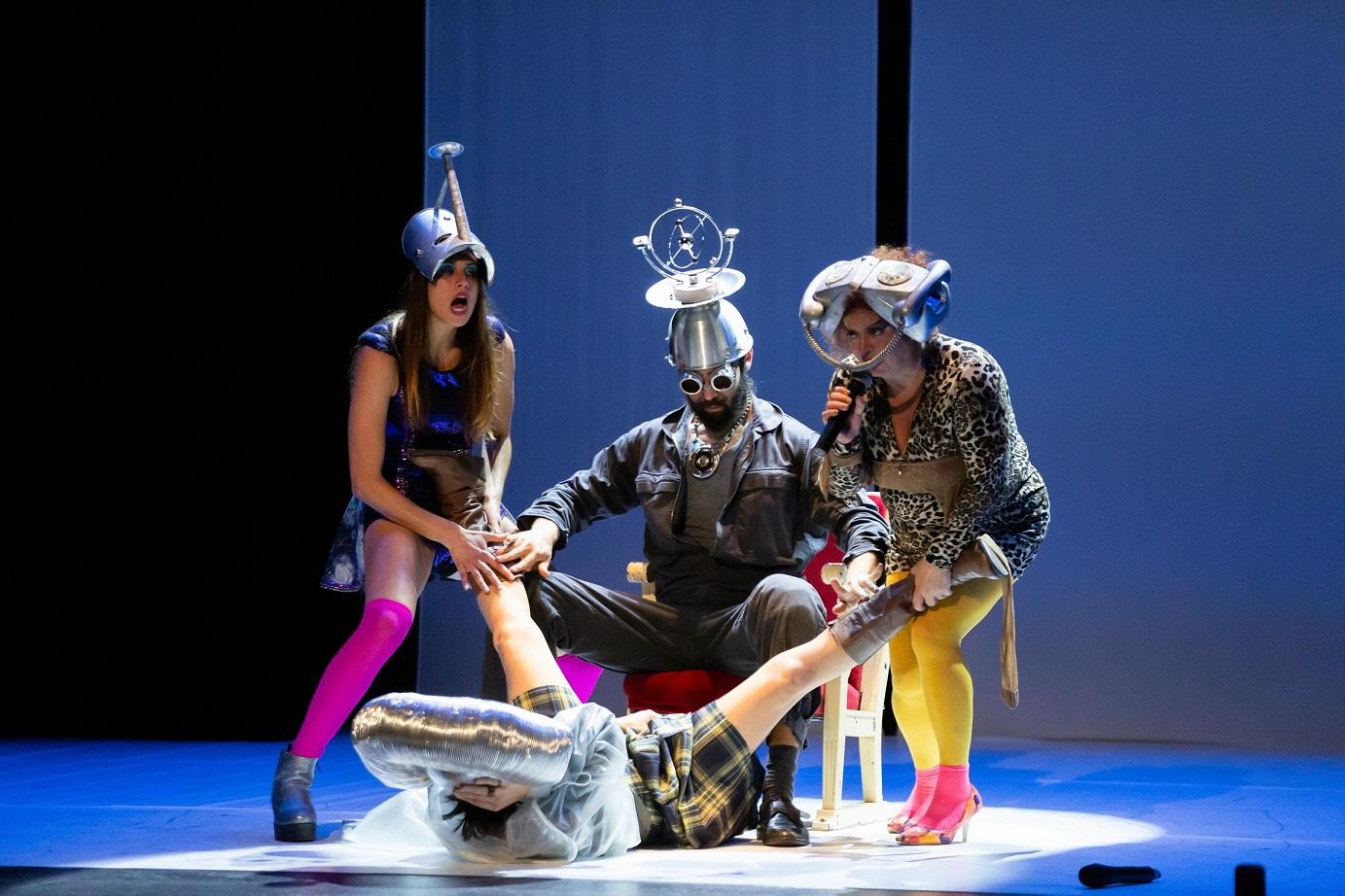 """Teatro: POGÜERFUL en el Teatro Víctor Fernández Gopar """"El Salinero"""""""
