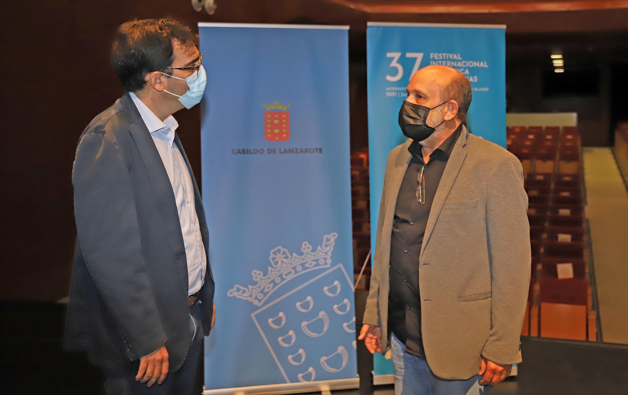 La 37º edición del Festival de Música de Canarias se desarrollará en Lanzarote y La Graciosa entre el 30 de junio y el 22 de julio