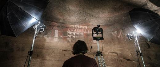 Las pinturas rupestres de Cueva Pintada protagonizan una conferencia del ciclo 'Arte prehistórico. De la roca al museo' del Museo Arqueológico Nacional