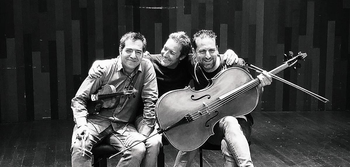 37º Festival de Música de Canarias Concierto Trío Arriaga en la isla de La Graciosa