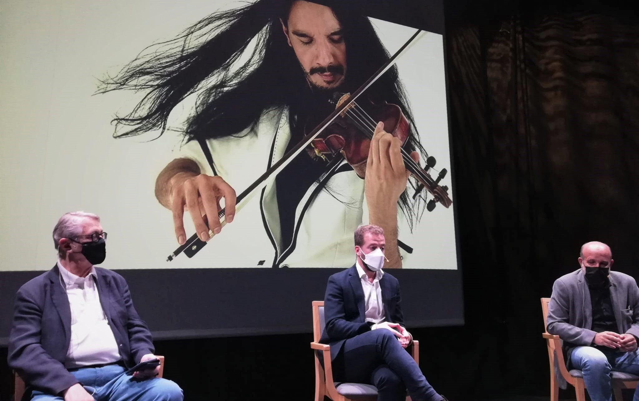 La Joven Orquesta de Canarias se estrena por primera vez en el Festival Internacional de Música de las Islas