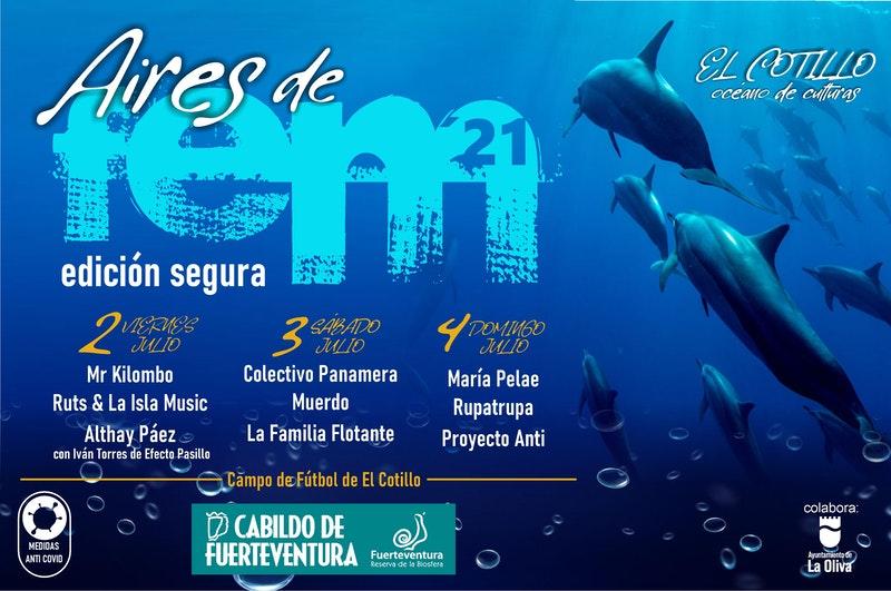 Festival 'Fuerteventura en Música 21'