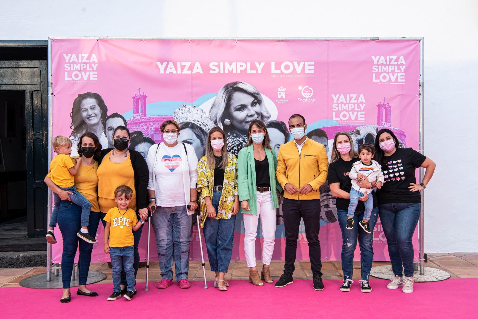 El Yaiza Simply Love aborda la identidad de género desde la perspectiva del menor y la familia