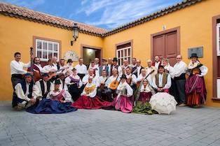 Concierto Los Arrieros cantan a Canarias