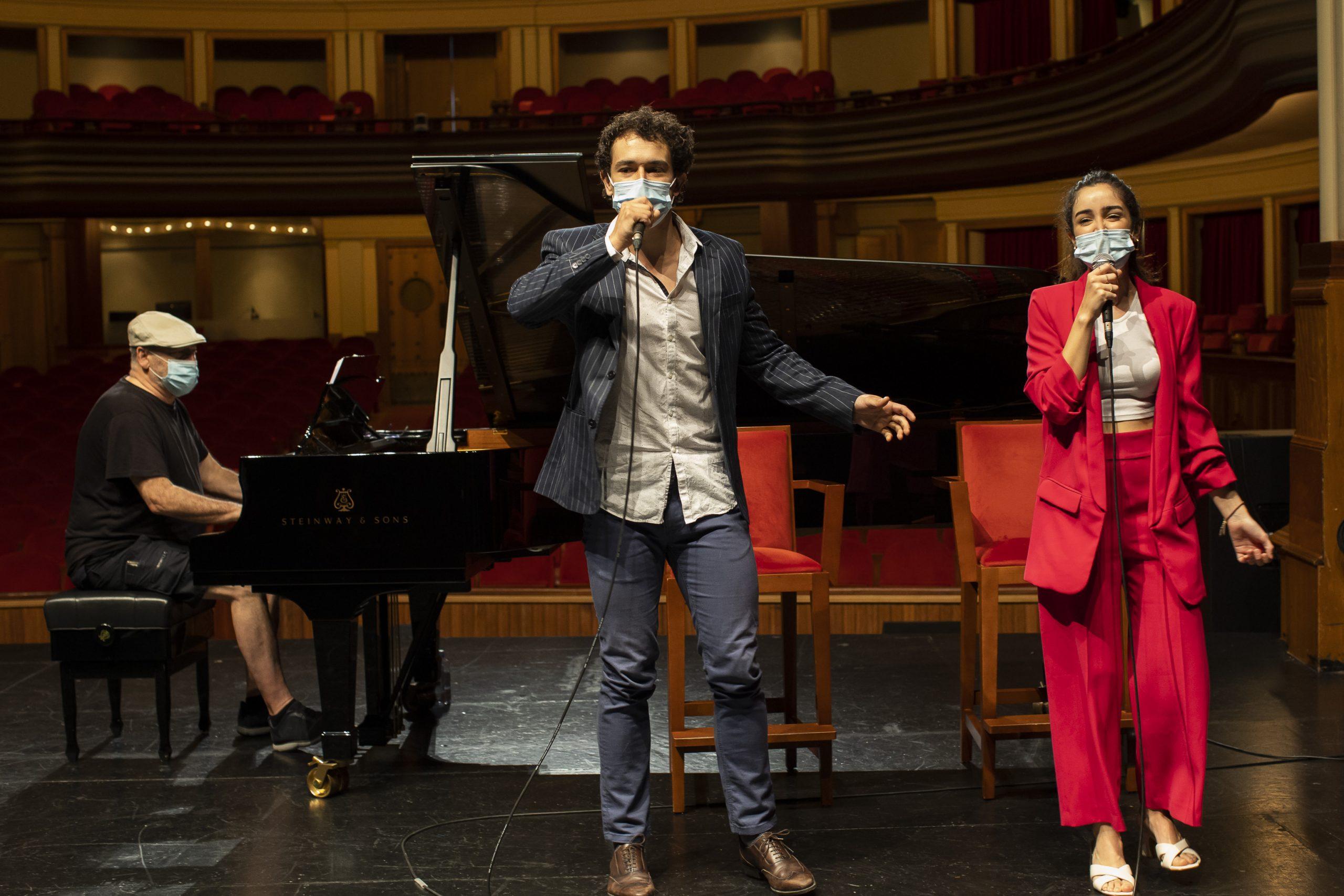 «Radio Festival Orchestra», la magia del medio desembarca en el Teatro Pérez Galdós