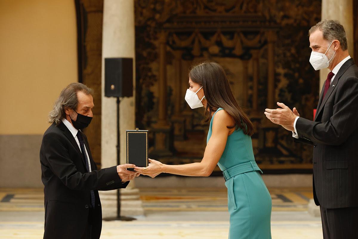 Pepe Habichuela: Medalla de Oro al Mérito en las Bellas Artes