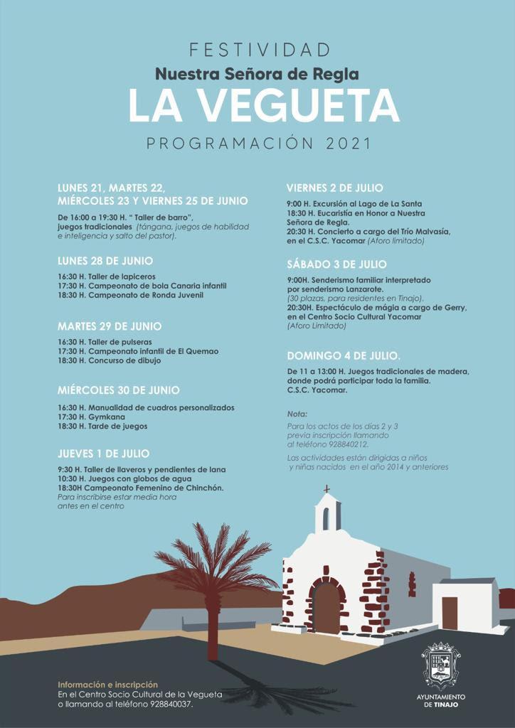 La Vegueta celebra la Festividad de Nuestra Señora de Regla