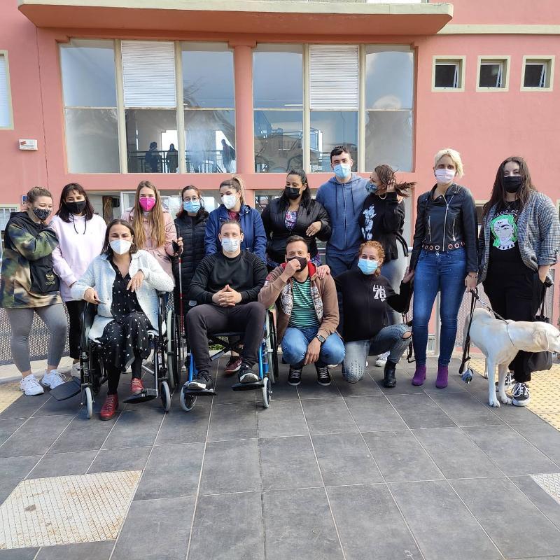 Medio millar de estudiantes apoya la diversidad a través del proyecto «Más Pro Quo-Aulas por la inclusión»