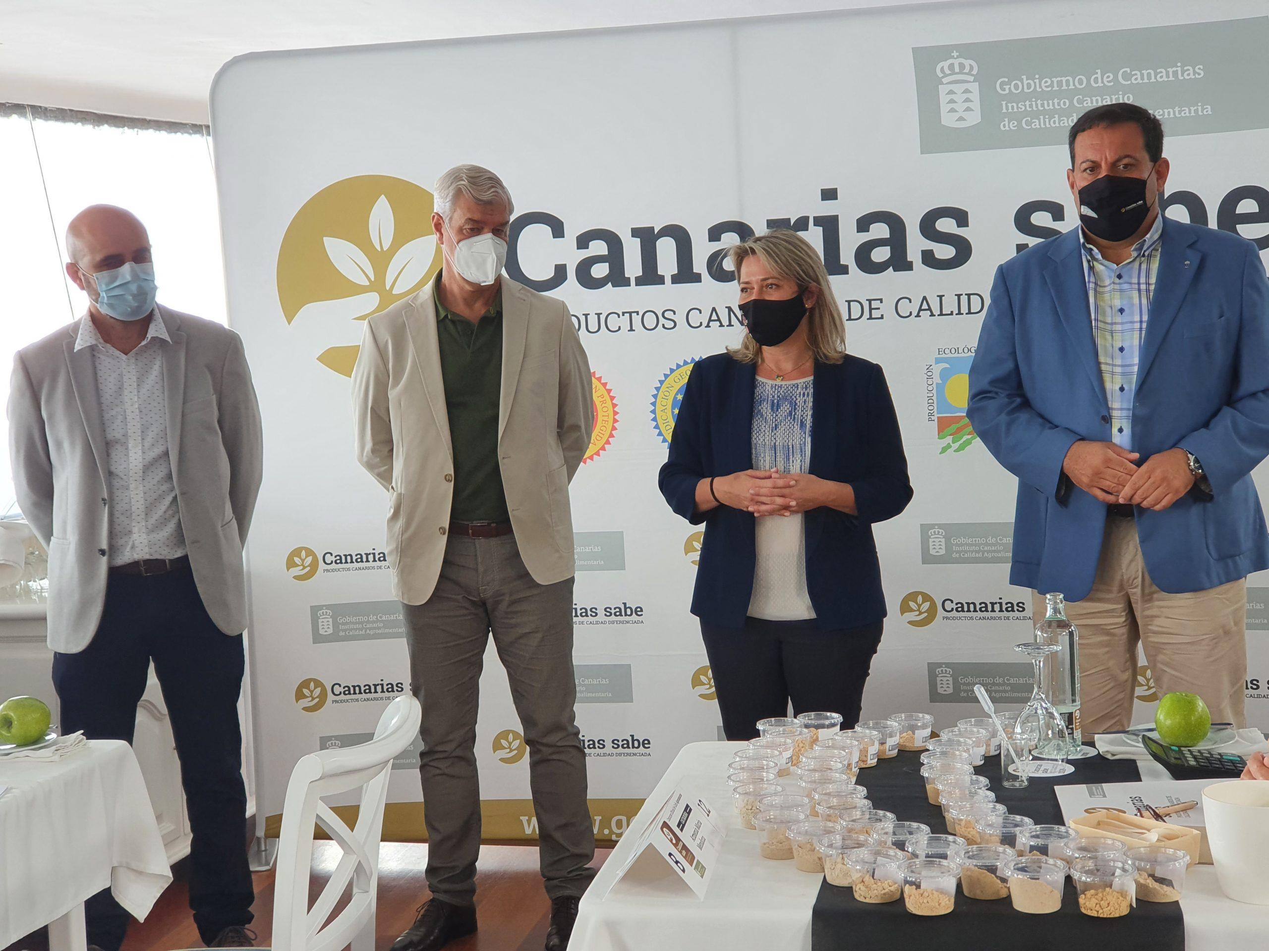 Los gofios canarios compiten por ser el mejor del Archipiélago
