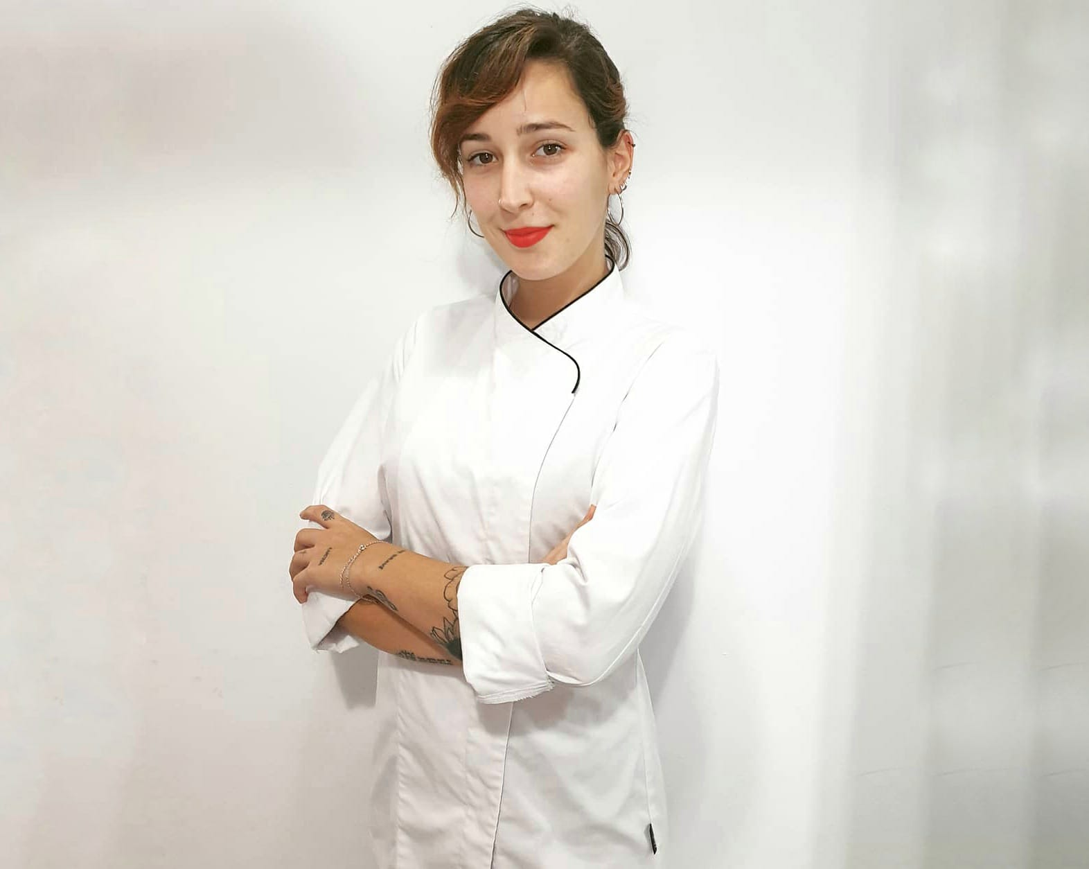 Una lanzaroteña, la profesora más joven del Campamento MasterChef en Madrid