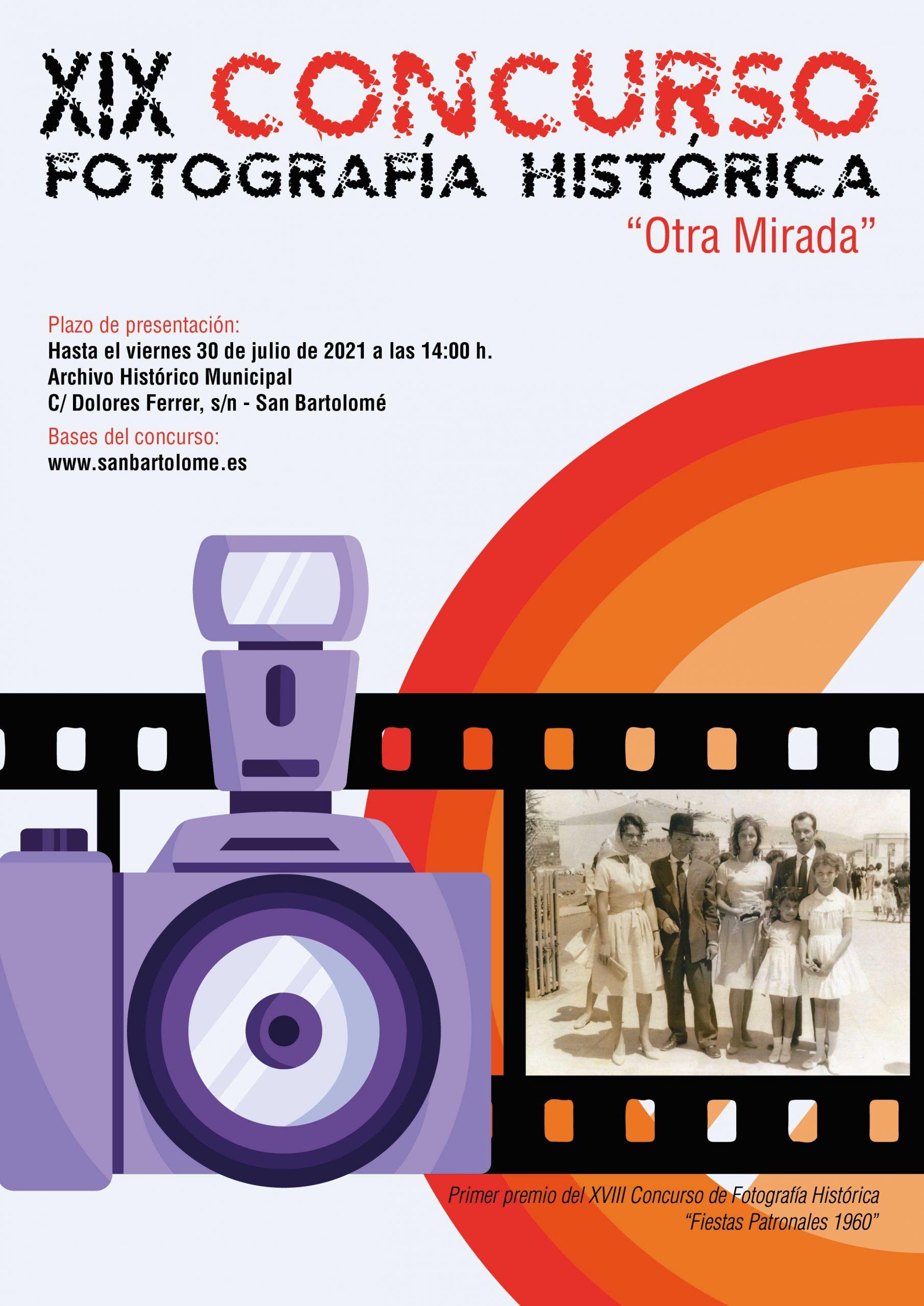 """Abierto el plazo para presentar imágenes en el XIX Concurso de Fotografía Histórica """"Otra Mirada"""""""