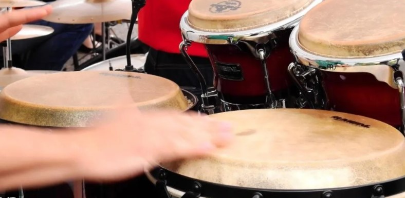 Curso de instrumentos musicales de percusión